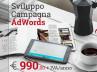Sviluppo Campagna AdWords in Offerta