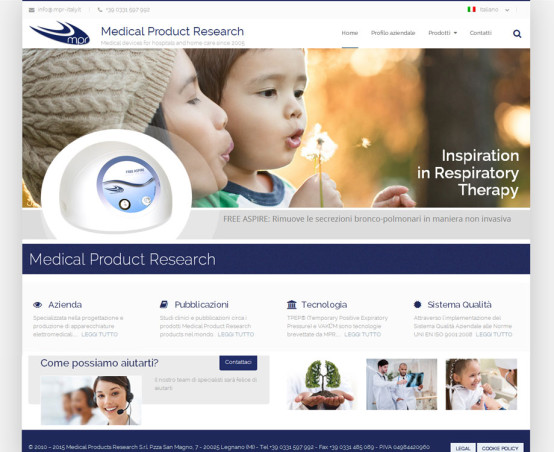 sito web MPR