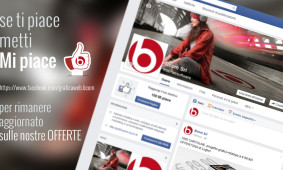 La pagina facebook di B.com