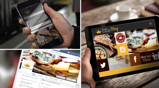 social marketing taste for luxury