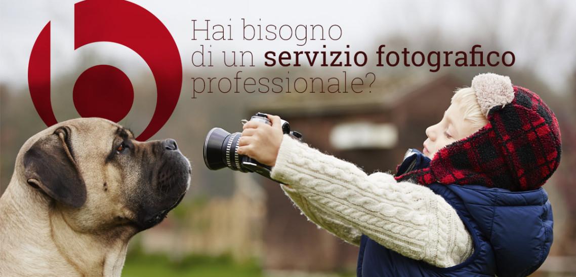 Servizio fotografico professionale in promozione