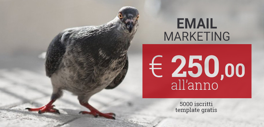 Email Marketing in promozione
