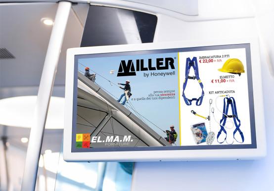 digital signage elmam